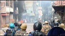 CAA: यूपी के रामपुर में प्रदर्शन हुआ हिंसक