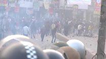 CAA: कानपुर में विरोध प्रदर्शन हिंसक हुआ
