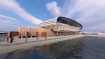 Everton unveils final stadium design