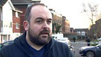 'Sadness and shock across north Belfast'