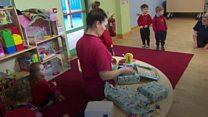 Children's cross-border shoebox appeal