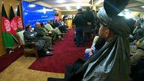 شورای نامزدهای ریاست جمهوری افغانستان میگوید کمیسیون انتخابات را قبول ندارد