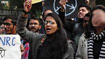 #CAA के ख़िलाफ़ विरोध-प्रदर्शन के तीन चेहरे: आमिर अज़ीज़, आरिफ़ा चौधरी और शिवांगी पांडे...