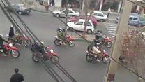 فضای امنیتی در ایران در چهلم کشته شدگان اعتراضهای آبان
