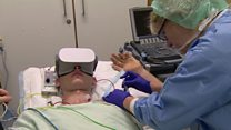 VR taking the stress out of surgery