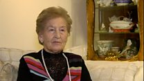 Honour for Holocaust survivor who teaches love