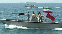 رزمایش مشترک ایران، چین و روسیه