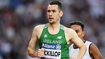 MBE 'important and special' to NI athlete McKillop
