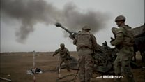 در حمله راکتی به یک پایگاه نظامی در عراق یک آمریکایی کشته شد