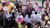 पुण्यात CAA, NRC विरोधात मुस्लीम समाजाचा मोर्चा – पाहा व्हीडिओ
