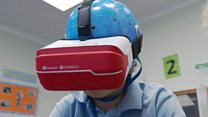 Virtual reality 'changing autistic children's lives'