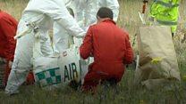 Air ambulance crash: 'You don't get over it'