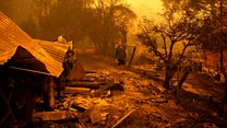 """Жители Австралии о лесных пожарах: """"Люди взвинчены до предела"""""""