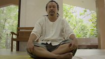 'I meditate up to 50 times a day'