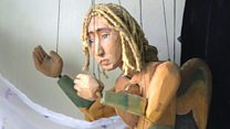 How puppetry can help with trauma