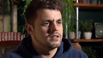 Male rape survivor: 'I just wanted to die'