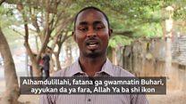 Daga Titunanmu: Fatan 'yan Najeriya kan Buhari a 2020