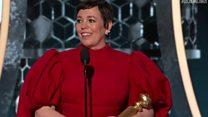 Brits win big at the Golden Globes
