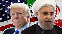 Why are the US and Iran such bitter enemies? (Chinese)