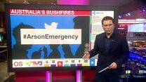 Debunking Australia 'arson emergency' claims