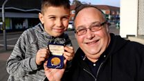 'Coin collecting brings me closer to my son'