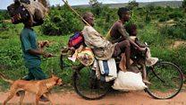 "Kongo, ""Agasama / iseru irica kurusha Ebola"""