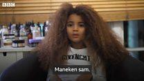 Упознајте Фарука - дечака који је због косе постао интернет сензација