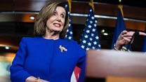 Pelosi refuses to budge in impeachment standoff