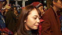Thùy Linh của BBC News Tiếng Việt tường thuật từ Đài Bắc