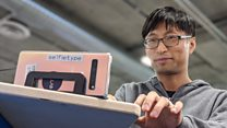 The invisible keyboard for smartphones