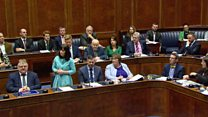 SDLP, Alliance and UUP pledge support