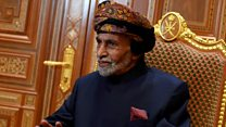 Who was Sultan Qaboos of Oman?