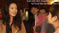 Giới trẻ Đài Loan nói gì về chiến thắng của bà Thái Anh Văn?