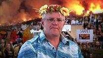 Can Australia's PM Scott Morrison enhance from the fires? thumbnail