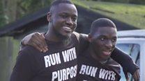 """We want guys to run towards their purpose"""
