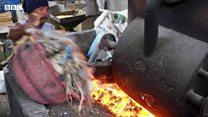 ขยะพลาสติกจากตะวันตก ทำให้สารพิษเข้าแปดเปื้อนในห่วงโซ่อาหาร