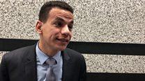 احمد رياض: لم اتخيل التدرب ببي بي سي