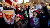 इराणचे नागरिक इराण सरकारवर का आहेत नाराज?