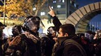 """""""الموت للديكتاتور""""...غضب في إيران بعد الاعتراف بإسقاط الطائرة الأوكرانية"""