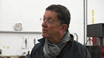 Antony Gormley on 'the magic' of sculpture