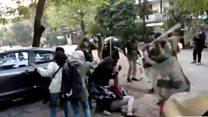 هند کې د تابعيت قانون پر ضد احتجاجونه او تاوتريخوالی