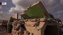 इराक़ में कितना तबाह हुआ है अमरीकी एयर बेस ?