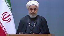 واکنش با تاخیر یک هفتهای رئیس جمهور ایران به سرنگونی هواپیمای اوکراینی