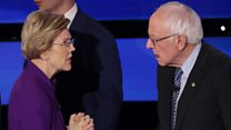Warren mocks male candidates for losing elections