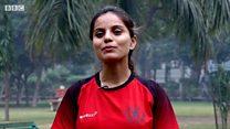 खो-खो टीम की कप्तान नसरीन की कहानी, जिसने भारत को दक्षिण एशियाई खेलों में गोल्ड दिलाया..