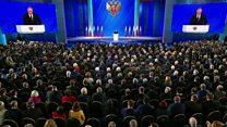 ရုရှားသမ္မတက သူ့သက်တမ်းပိုရှည်မယ့် အစီအစဉ်တွေချပြ