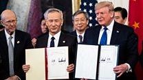 中美签订贸易协议,美国民众怎么看?