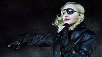 Madonna avunja tamasha. Kunani?