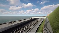 Fly-through reveals new rail plans