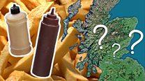Salt 'n' sauce - Scotland's culinary divide